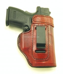 Don Hume Clip-on IWB Holster