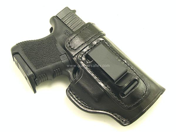 Clip-on IWB holster