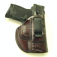 MTR Nemesis clip-on IWB holster