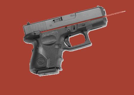 Crimson Trace Lasergrips - Glock 26