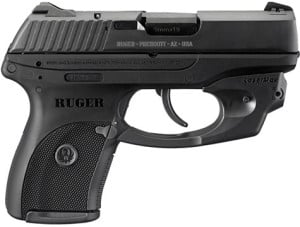 Ruger LC9 with LaserMax CenterFire
