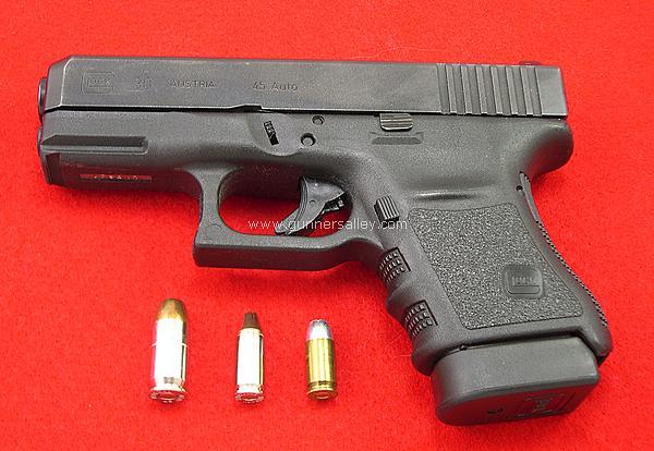 The Great Handgun Caliber Debate