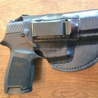 P320C Concealed Carry
