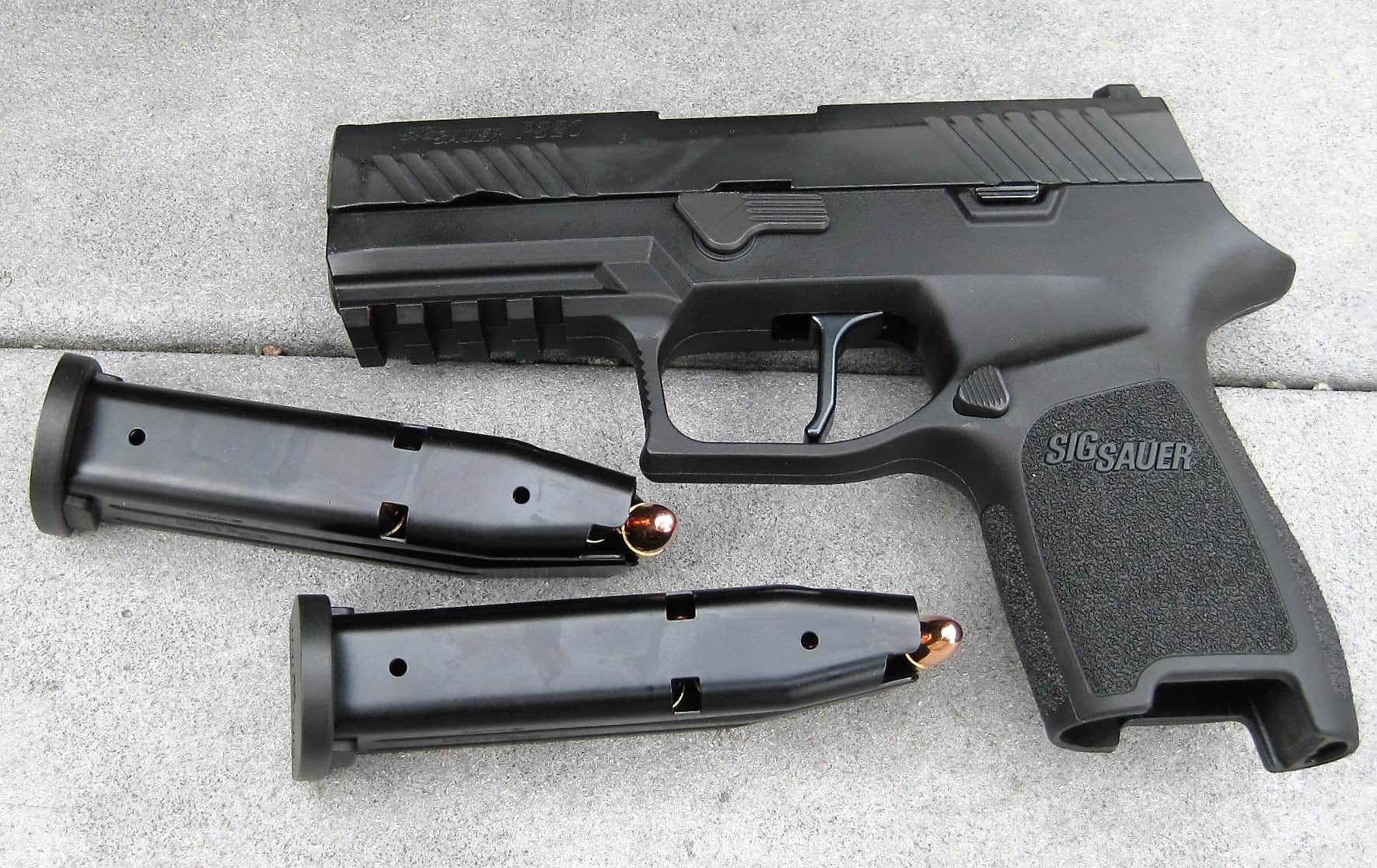 Sig Sauer P320 Drop Fire Issues and Voluntary Upgrade Announcement