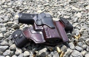 MTR Custom Full Size Qucik Snap holster for Sig P320 Compact