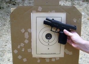 Sig P320 Compact accuracy